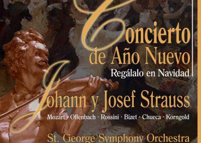 Concierto de Año Nuevo_ St.George Symphony Orchestra