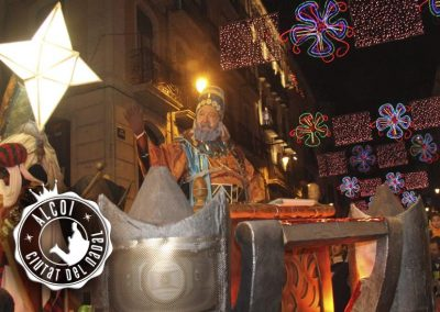 Bando- Alcoi Ciutat del Nadal 2018