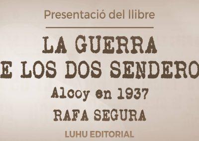 """Presentación del libro """"LA GUERRA DE LOS DOS SENDEROS"""""""