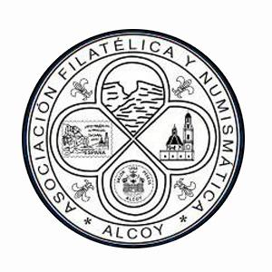 Asociación filatélica y numismática de Alcoy