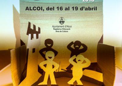 Mostra de Teatre Escolar Alcoy 2018