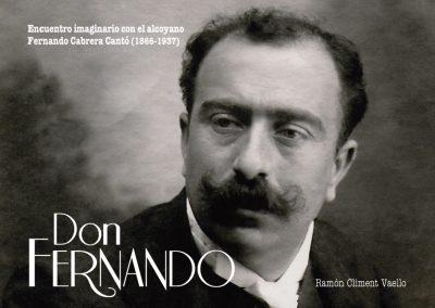 Presentación del libro DON FERNANDO