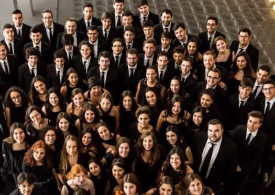 CONCERT DE NADAL. Orquestra de Joves de la Província d'Alacant