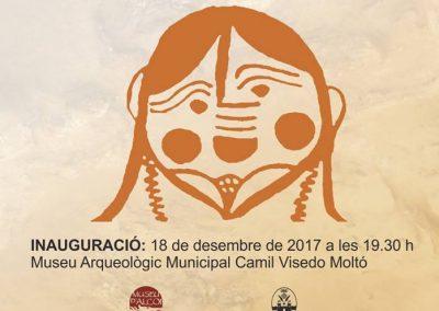 Exposició: CUIDAR, GUARIR, MORIR. LA MALALTIA LLEGIDA EN ELS OSSOS.