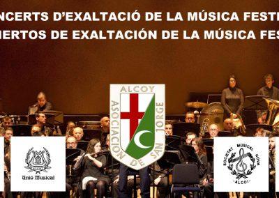 Concierto de Exaltación de la Música Festera – Agrupación Musical Serpis