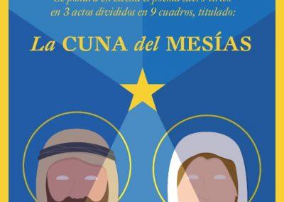 """""""La Cuna del Mesías"""".El Betlem dels salesians i de tots els alcoians… Nadal 2017"""