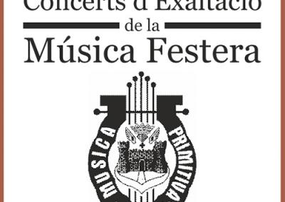 Concert d'Exaltació de la Música Festera – Corporació Musical Primitiva d'Alcoi