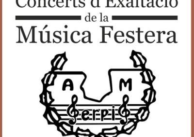 Concert d'Exaltació de la Música Festera – Agrupació Musical Serpis