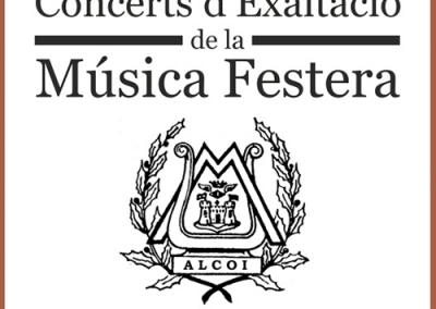 Concert d'Exaltació de la Música Festera – Unió Musical d'Alcoi