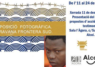 Exposición Fotográfica Caravana Frontera Sud