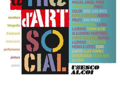 1ª Mostra d'Art Social – UNESCO Alcoi