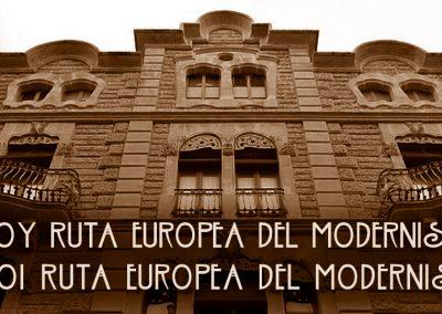 Descubre Alcoy Ruta Europea del Modernismo