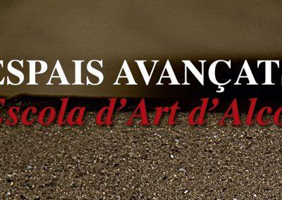 """Exposició  """"Espais avançats – Escola d'Art"""""""
