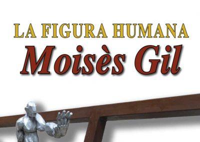"""Exposición """"La figura Humana – Moisès Gil"""""""