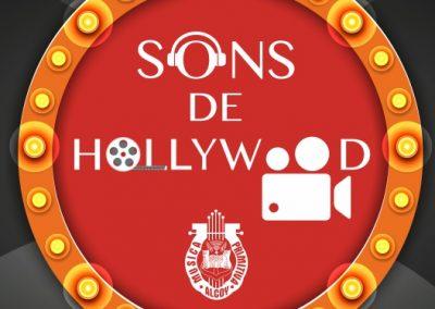 SONS DE HOLLYWOOD. Corporació Musical Primitiva d'Alcoi.