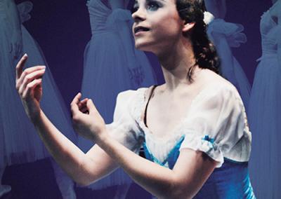 GISELLE. Ballet de Moscú