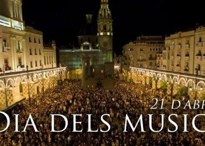 Dia dels Musics – Festa del Pasodoble