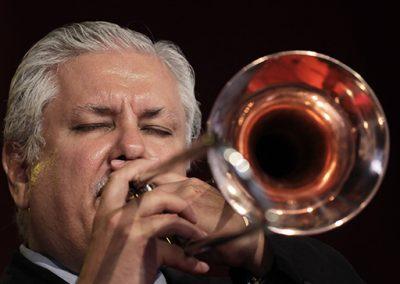 DAN BARRETT QUINTET. Concert de Jazz.