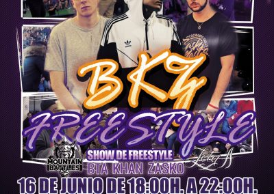 BKZ Freestyle