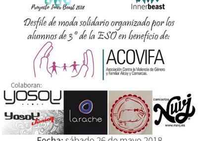 Uniendo Lazos. Desfile de moda solidario