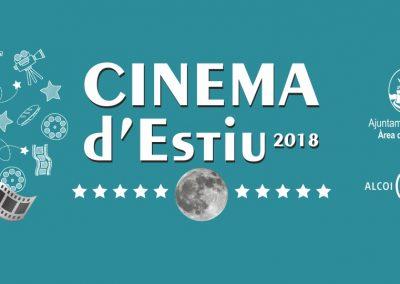 Cinema d'Estiu 2018