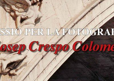 Exposición Passió per la fotografia, Crespo Colomer