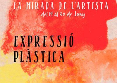 EXPOSICIÓN ESCOLA MUNICIPAL DE BELLES ARTS – EXPRESIÓN PLÁSTICA