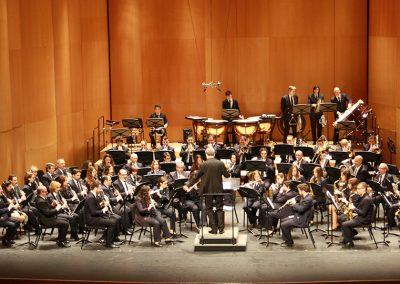 Concert música als pobles Unió Musical d'Alcoi