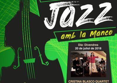 Jazz en la Manco 2018 – Alcoi