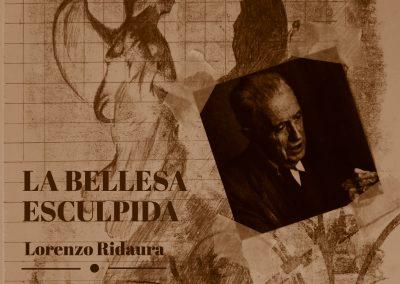 La bellesa esculpida. Lorenzo Ridaura