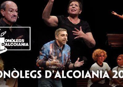 Monòlegs d'Alcoiania 2018