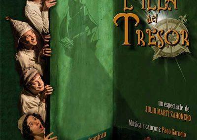DESCOBRINT L'ILLA DEL TRESOR. MÀGIC 6