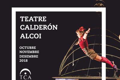Programación municipal en el Teatre Calderón