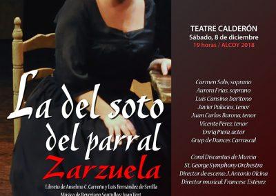 LA DEL SOTO DEL PARRAL -Zarzuela