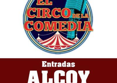 CIRCO DE LA COMEDIA EN ALCOY