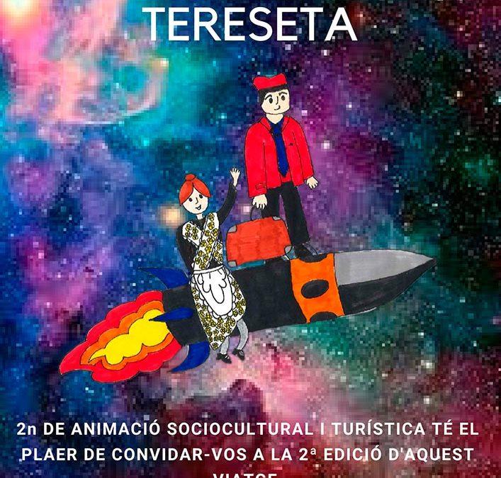 El viatge del Tirisiti i la Tereseta