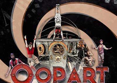 OOPART. Historia de un contratiempo.