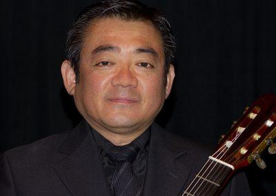 """CONCIERTO DE GUITARRA CLÁSICA DE HIROSHI FUJII """"FA 25 ANYS""""."""