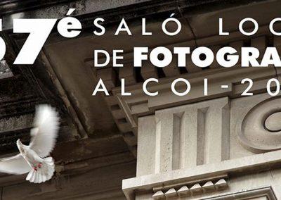 57º SALON LOCAL DE FOTOGRAFIA DE ALCOY