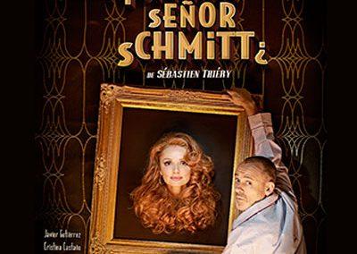 ¿QUIÉN ES EL SEÑOR SCHMITT?, de Sebastien Thiery.
