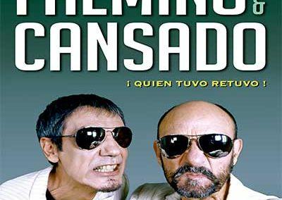 ¡QUIEN TUVO RETUVO! FAEMINO Y CANSADO