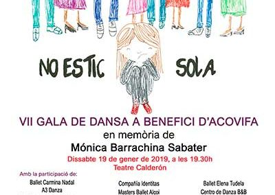 VII GALA DE DANSA A BENEFICI D'ACOVIFA.