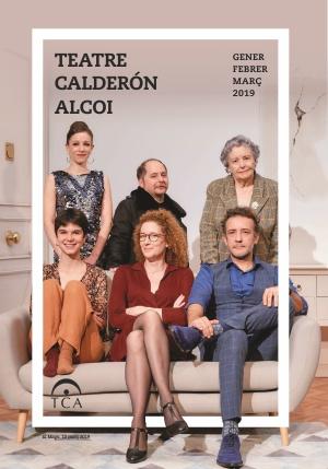 Programació Teatre Calderón Gener-Març 2019