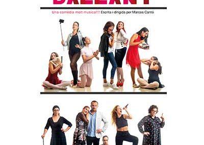 ENAMORA'T BALLANT. Una comèdia molt musical.
