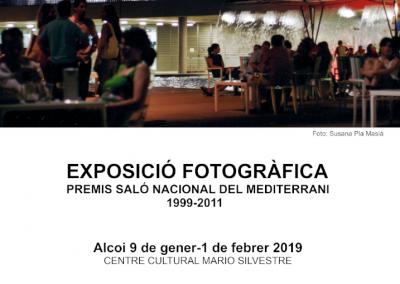 Exposició Fotogràfica: Premis Saló Nacional del Mediterrani (1999-2011)