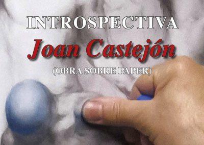 """""""INTROSPECTIVA Obra sobre paper"""" – JOAN CASTEJÓN"""