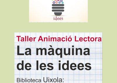 La màquina de les idees. (Biblioteca Uixola)