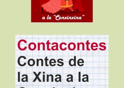 Contes de la Xina a la Conxinxina (Biblioteca Uixola)