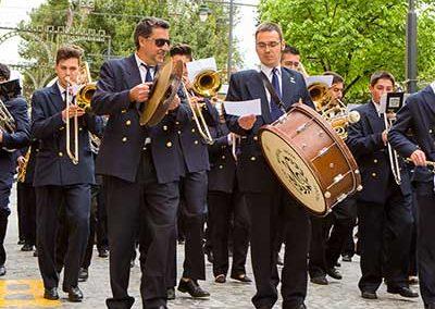 CONCERT DE FESTES. SOCIETAT MUSICA NOVA D'ALCOI.