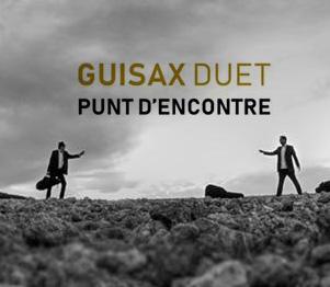 GUISAX DUET – Concert de presentació de CD